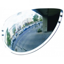 WIDE ANGLE DRIVEWAY MIRROR...