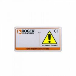 Plaque de signalisation R99/C/001