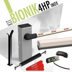 Kit barrière KIT BIONIK 4HP INOX