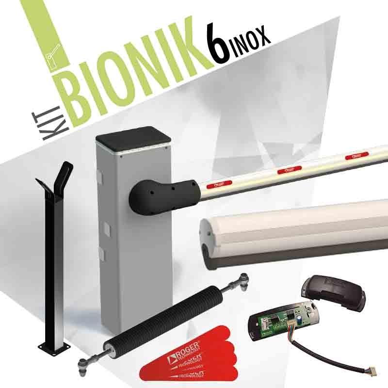 Kit barrière KIT BIONIK 6 INOX